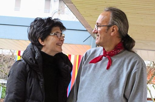Warum sich dieses Ehepaar glücklich schätzt