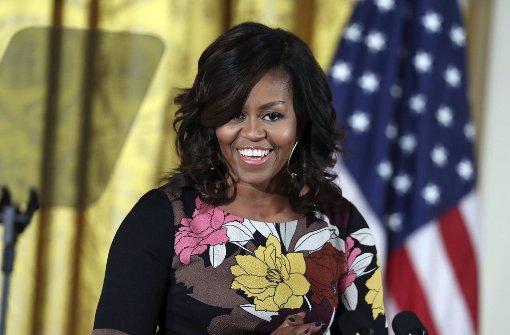"""Michelle Obama als """"Affe auf Absätzen"""" bezeichnet"""