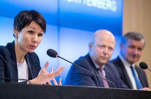 FDP-Generalsekretärin im Ausnahmezustand