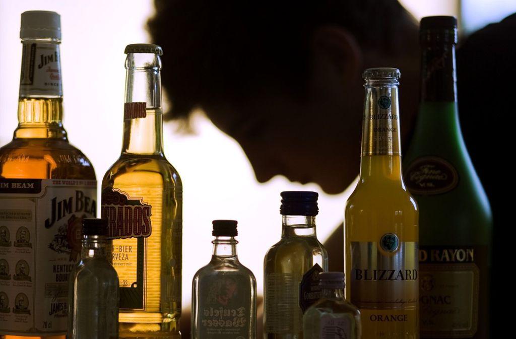 185 Fälle von akuten Alkoholvergiftungen gab es im Jahr 2018. Foto: picture alliance/dpa/Jens Büttner