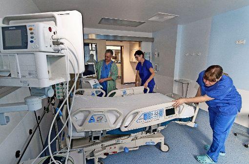 Landrat will neuen Chefarzt einstellen