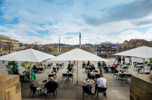 Viele Lokale in Stuttgart schließen