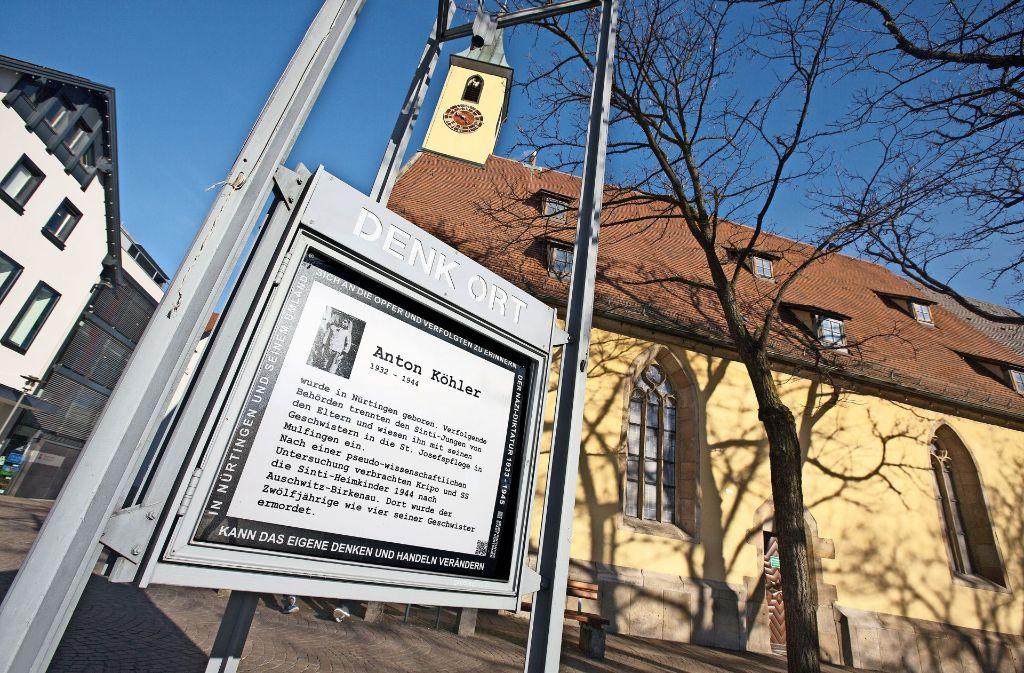 Der Sinto-Junge Anton Köhler wurde in Auschwitz ermordet. Foto: Horst Rudel/Archiv