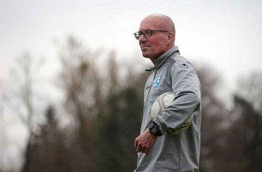Die Stuttgarter Kickers verlieren gegen SG Sonnenhof
