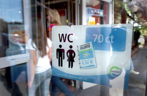 Was droht betrügerischen Toilettennutzern?
