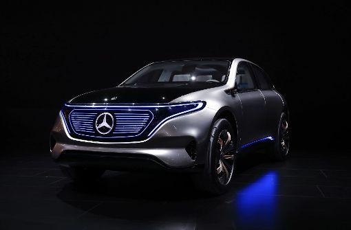 Daimler produziert E-Autos in Sindelfingen