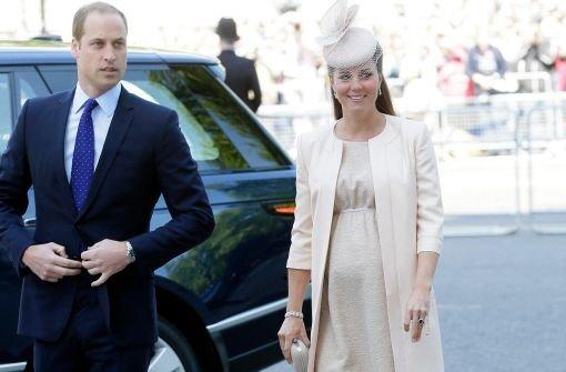 Kate und William wollens nicht wissen