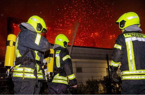 Für diesen Brandanschlag in Nauen müssen sich fünf Angeklagte verantworten. Foto: dpa-Zentralbild