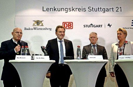 Planung für Zeit nach Stuttgart21 beginnt