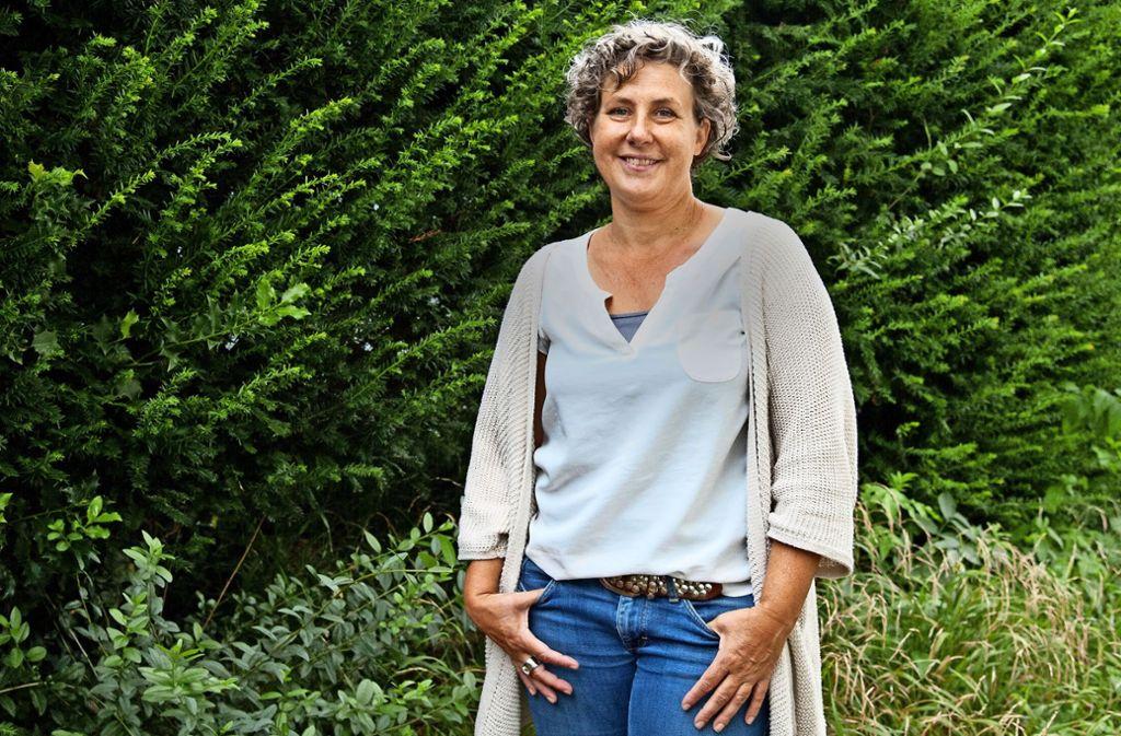 Anne Siepmann war Stuttgarterin des Jahres 2017. Foto: Andreas Rosar Fotoagentur-Stuttg
