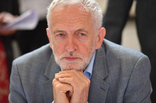 Britische Labour-Partei will Neuwahlgesetz zustimmen