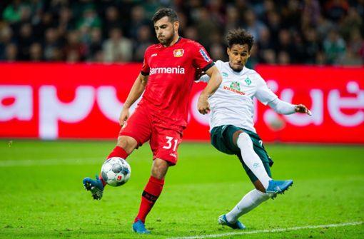 Leverkusen verpasst großen Sprung nach vorne