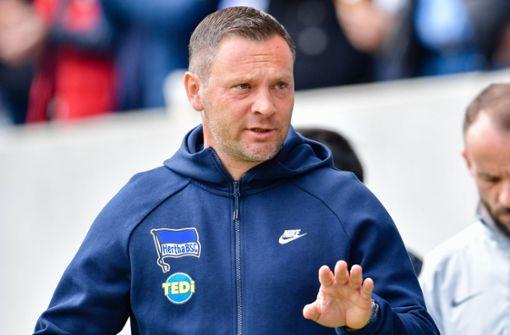 Pal Dardai nächste Saison nicht mehr Cheftrainer
