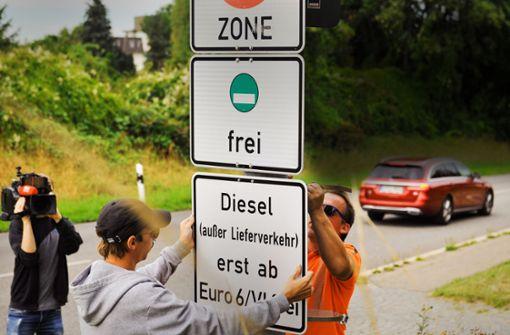 Ende der Schonfrist für Euro-5-Diesel