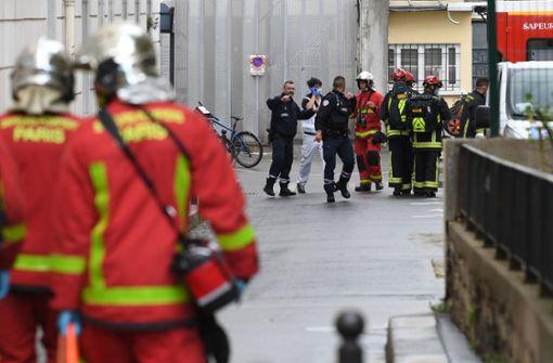 Verletzte bei Messerangriff in Paris – Angreifer festgenommen