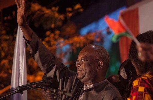 Neuer Präsident in Burkina Faso