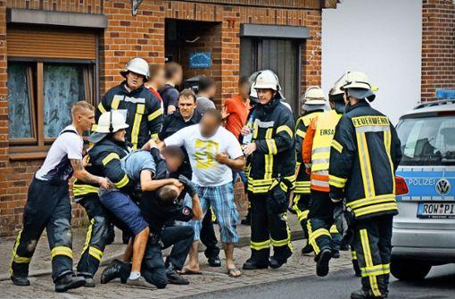 Immer mehr Gewalt gegen Rettungskräfte