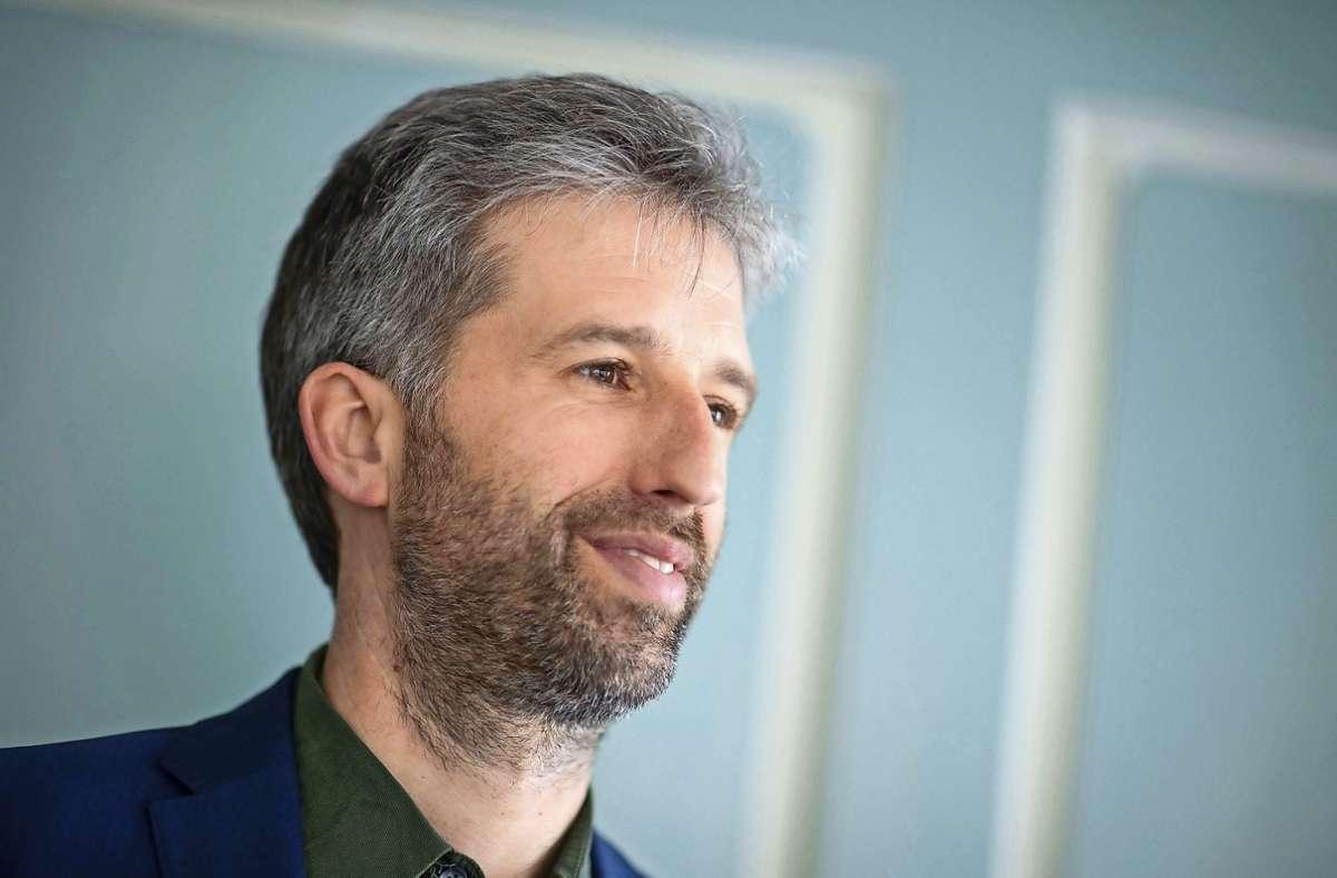 Boris Palmer wurde vom Datenschutzbeauftragten Stefan Brink eingebremst. Foto: dpa/Marijan Murat