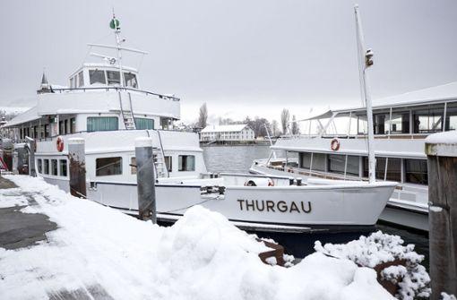 Bodenseeschiff wird schwimmendes Impfzentrum