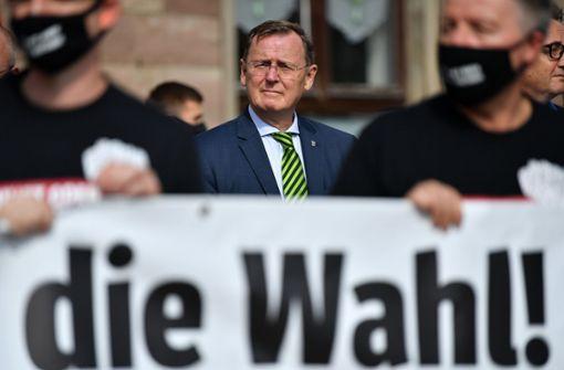 Landtagswahl in Thüringen wird verschoben