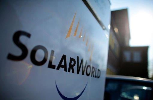 US-Gericht verurteilt Solarworld zu 800 Millionen Dollar