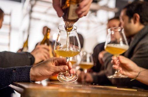 Das Brauerei-Business boomt