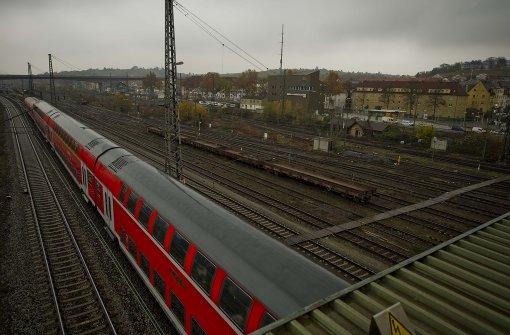 Neuer Anlauf für den Bau des Abstellbahnhofs