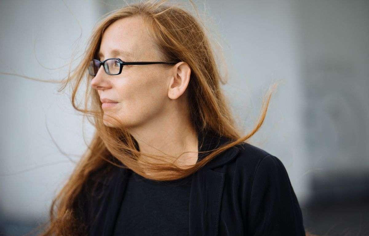 Emma Braslavsky spricht am 13.10. über die zukünftige Rolle der Roboter. Foto: Jürgen Bauer