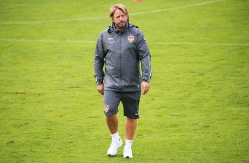 VfB-Sportdirektor hofft auf positive Signale für Zuschauer