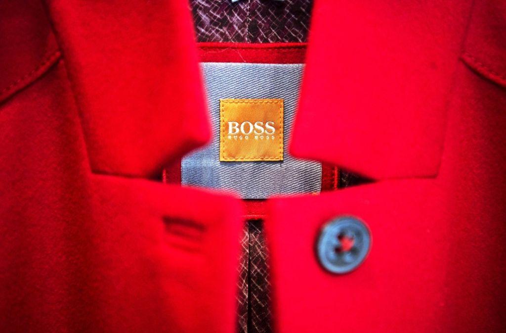 Steht die Damenmode auf der Kippe? Aktionärsvertreter fordern, Boss solle zu seinen Wurzeln – der Herrenmode – bekennen. Foto: dpa