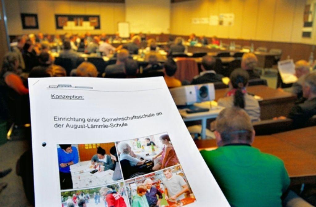 Großer Andrang am Dienstag im Gemeinderat. Foto: factum/Bach