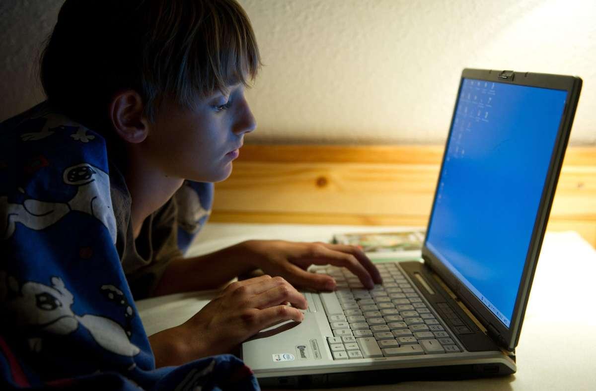 Ziel sei es, Eltern und Betreuer in die Lage zu versetzen, mit Kindern über die Gefahren, die im Internet lauern, zu sprechen. Foto: dpa/Patrick Pleul