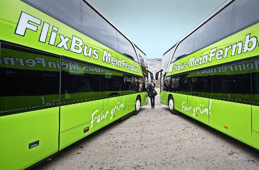 Mit dem Fernbus nach Berlin