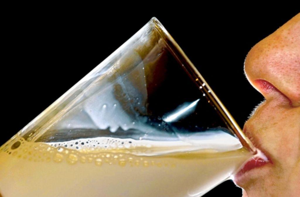 Dieser Schluck Milch ist nicht gut für Intolerante. Foto: dpa