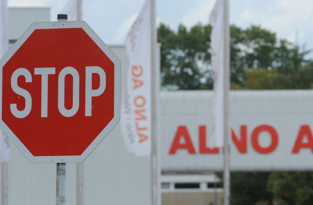 Am Alno-Stammsitz in Pfullendorf waren zuletzt noch 170 Mitarbeiter beschäftigt. Foto: dpa