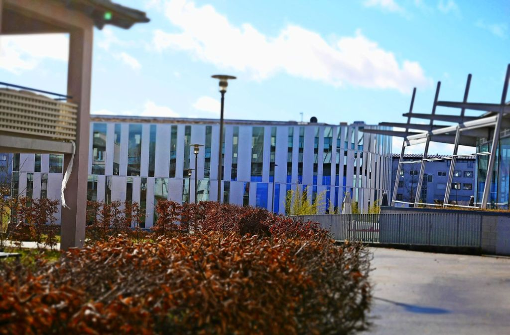 Studierende wohnen in Vaihingen Tür an Tür mit der Hochschule der Medien und der Uni Stuttgart, Foto: Eileen Breuer