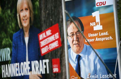 Knapper Ausgang bei Landtagswahl in NRW erwartet