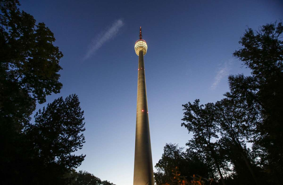 Der Stuttgarter Fernsehturm hat ab August für Besucher wieder geöffnet. (Archivbild) Foto: Lichtgut//Leif Piechowski