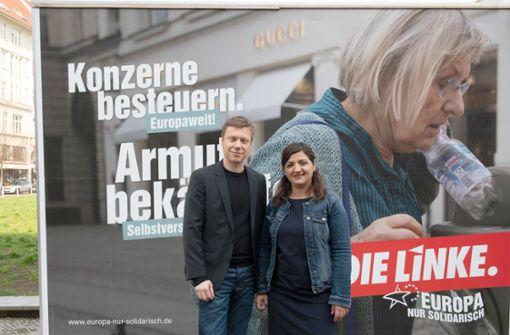 Deutsche Spitzenkandidaten weitgehend unbekannt