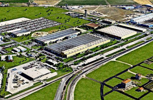 Daimler baut den Standort Türkei aus