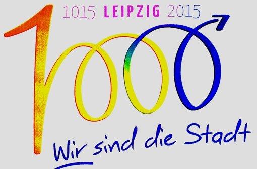 Ein Logo hat sich die Stadt auch schon gegeben. Foto: Leipzig