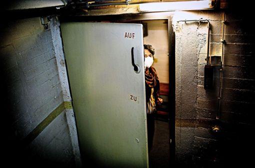 Dieser Bunker soll ein Ort der Erinnerung werden