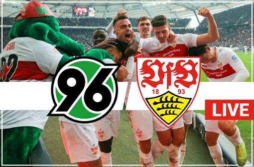 Stuttgarter holen in Hannover einen Punkt