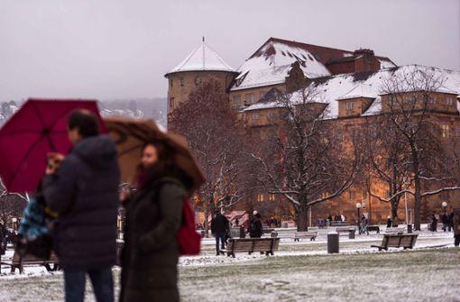 Es wird wieder kälter in Baden-Württemberg