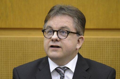 Landtagspräsident kritisiert A98