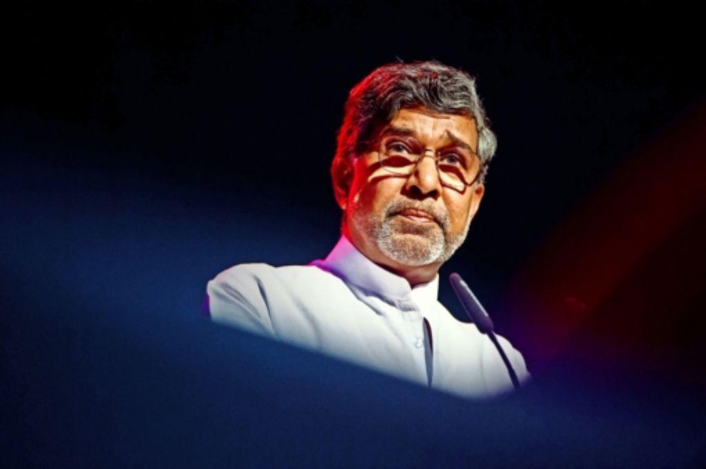 Kailash Satyarthi ist ein unermüdlicher Kämpfer für die Rechte von Kindern. Foto: dpa