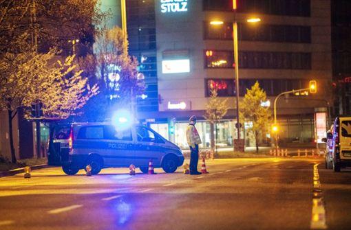 Polizei findet weniger Nachtverbotssünder