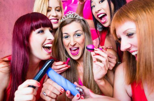 Die stillen Damen kaufen am meisten Sexspielzeug