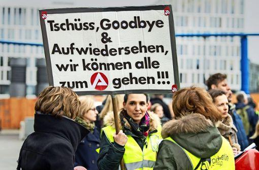 Abgekartetes Spiel bei Air-Berlin-Deal?