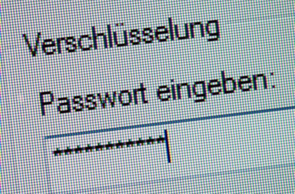 Weil es schwer fällt, den Überblick zu behalten, verwenden viele Deutsche immer wieder das gleiche Passwort. Foto: /Andrea Warnecke